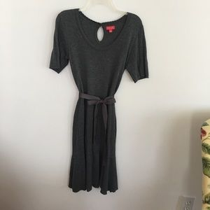 Elle Gray Dress Size Medium